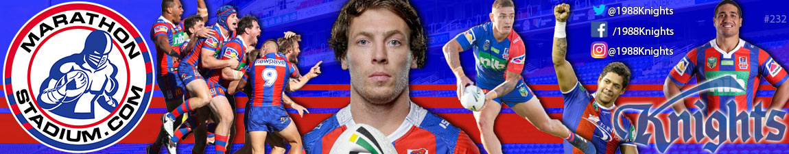 The Newcastle Knights Forum - marathonstadium.com