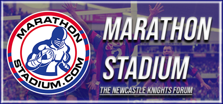 The Newcastle Knights Forum - marathonstadium.com